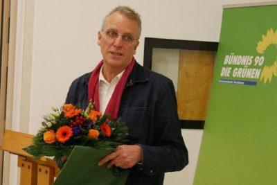 Stefan Wenzel bei der Nominierung
